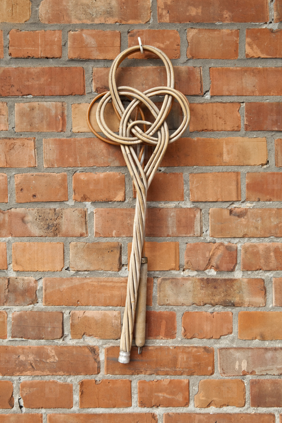 Old fashioned carpet beater 32