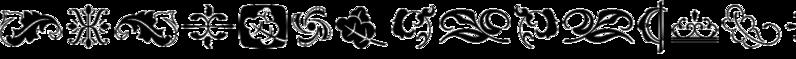 Design Font Type Embellishments 3