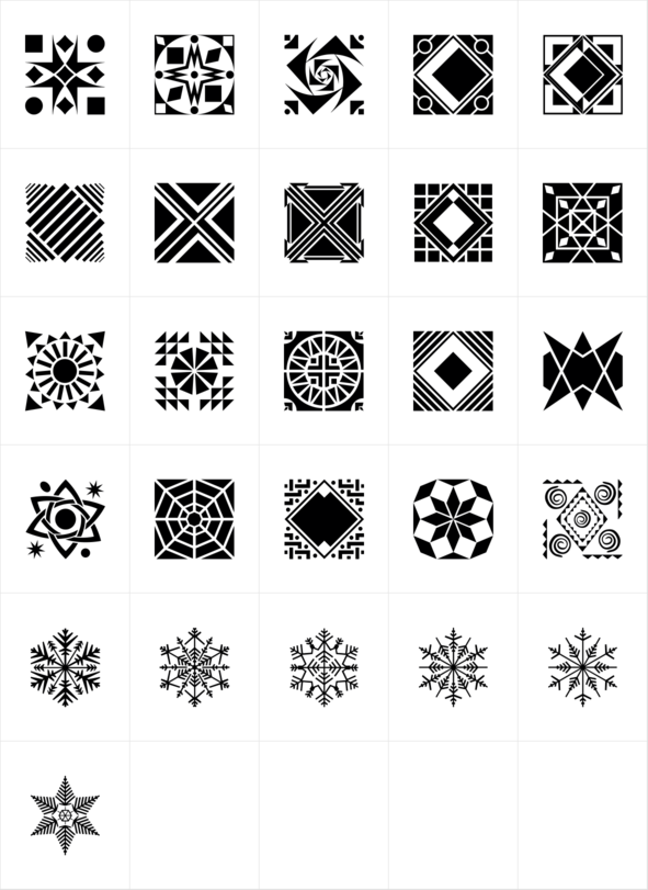 Polytype Patterns Two