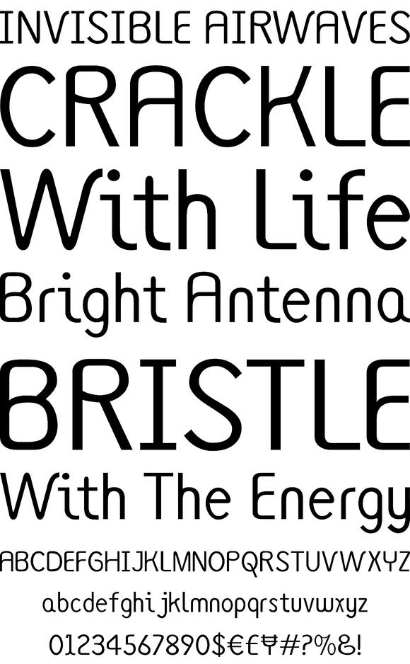 Monolith Sans