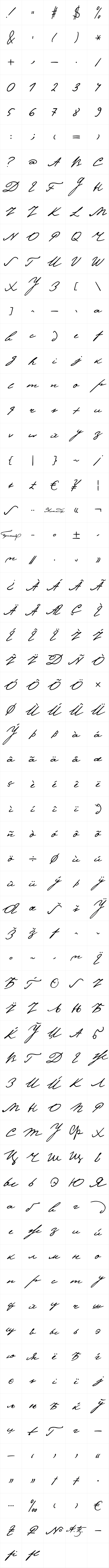 Pushkin Script Low