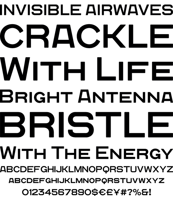 Quadrat Grotesk New