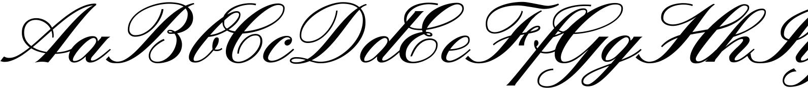 Sterling Script