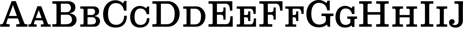 Clarendon Text SCOsF Font