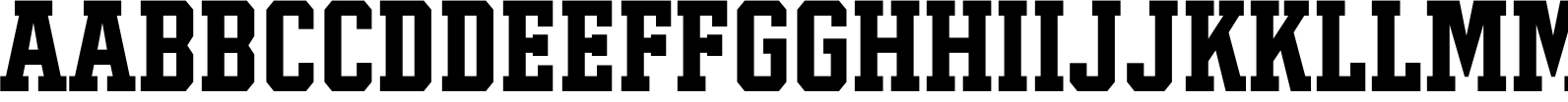 Player Pro Condensed Bold