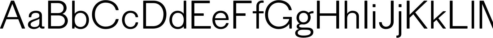 Figgins Sans Regular Font