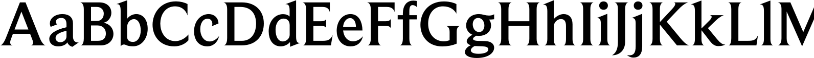 Beaufort Pro Medium Font