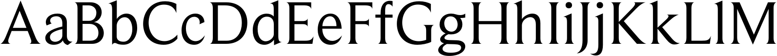 Beaufort Pro Regular Font