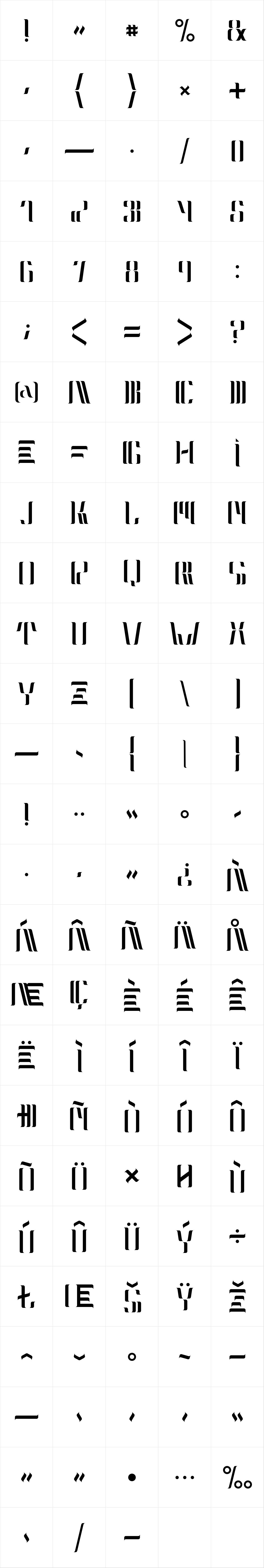 Neolux Alternate