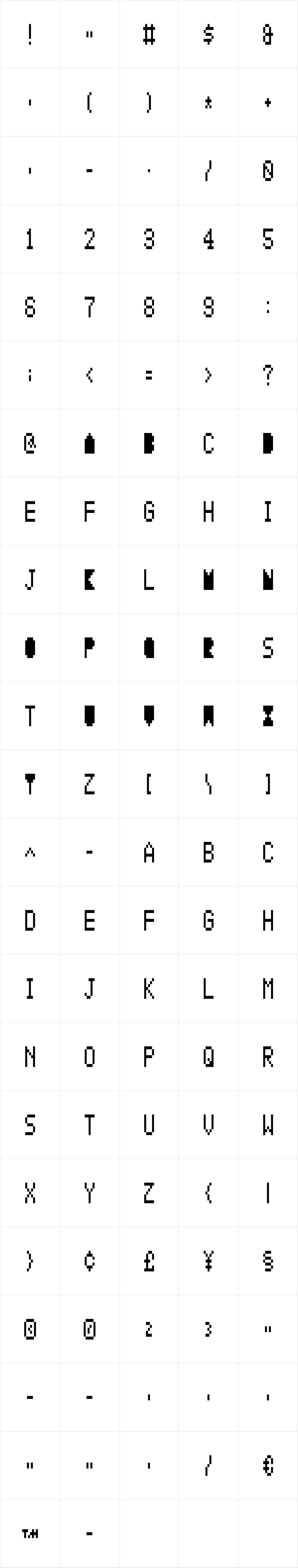 OC Terminus Basic