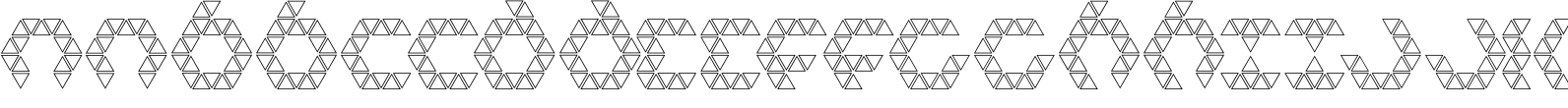 C13 HEX Outline