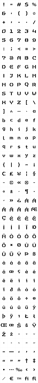 Octa Stencil