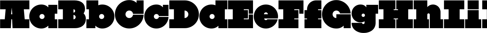 Slab Serif Collection 01