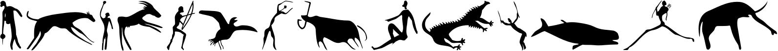 P22 Petroglyphs Set
