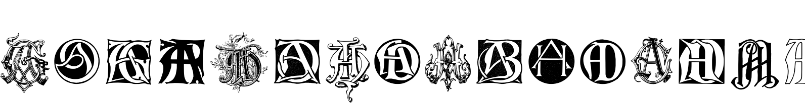 Intellecta Monograms
