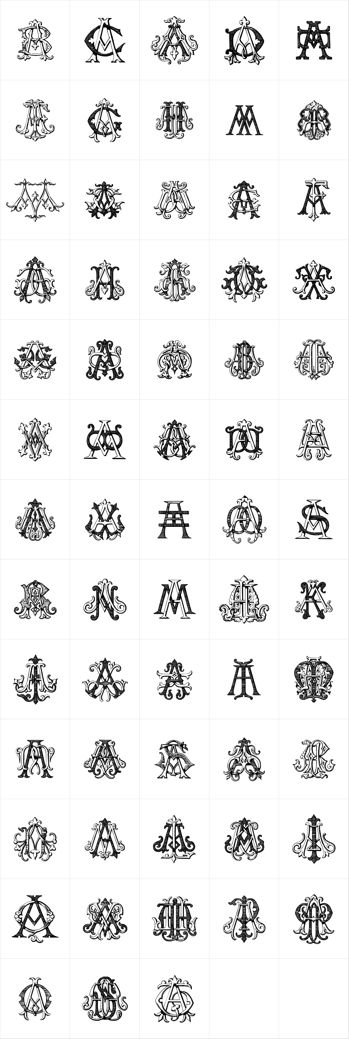 Intellecta Monograms AAAS
