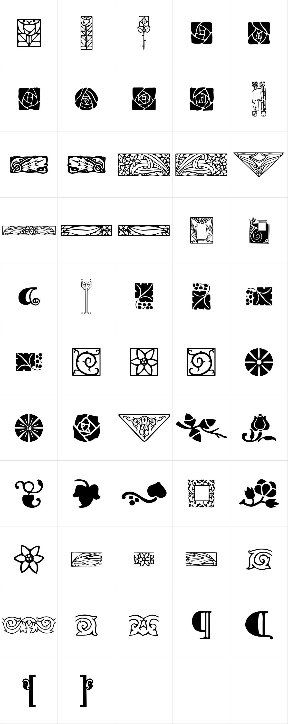 P22 Arts And Crafts Ornaments