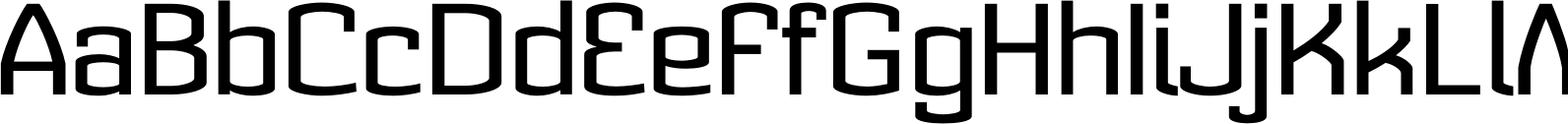 Cohort Regular Font