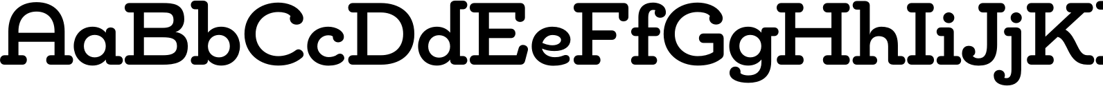 Chennai Slab Medium Font