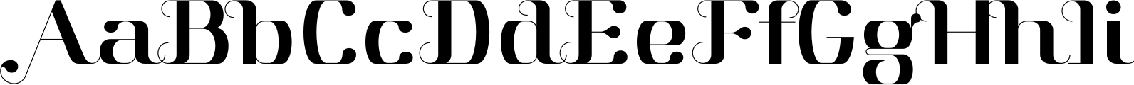 Aston Normal Font