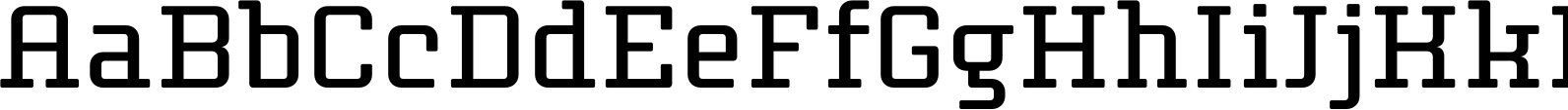 Thousands Regular Font