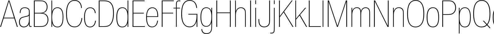 Nimbus Sans Novus