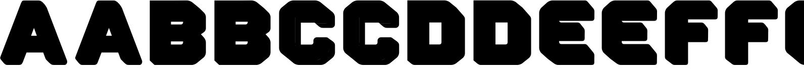 Pool - SVG Color Font