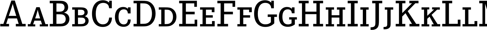 Corporate E SC Medium Font