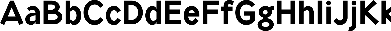 Seed Extra Bold Font