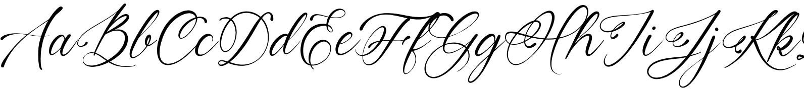 Santa Fiora SVG Font Duo