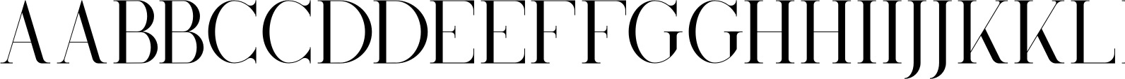 Kindel Serif