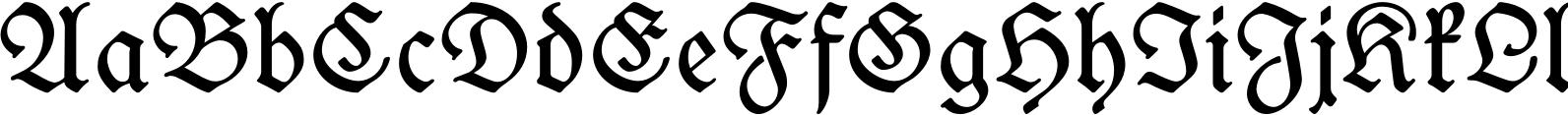 Wieynck Fraktur