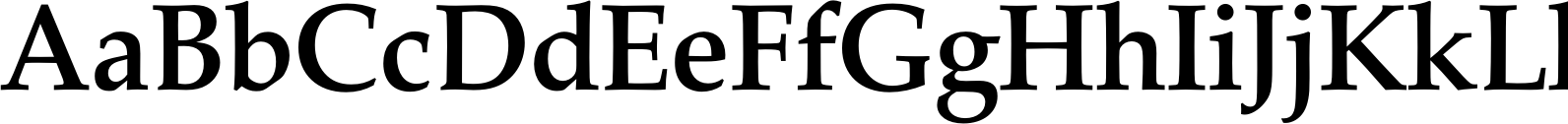 Palladio URW Medium Font
