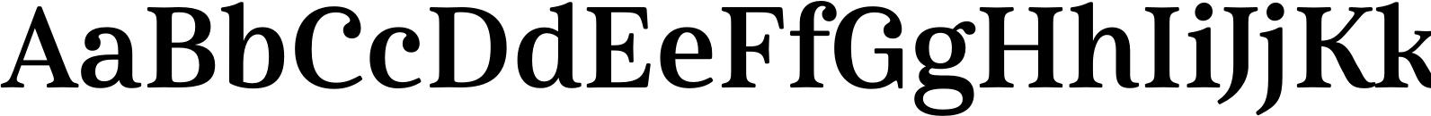 Cabrito Serif