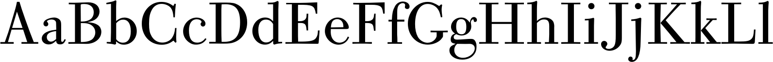 Bodoni Old Fashion URW Font