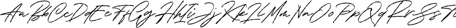 The Broadband - SVG Font