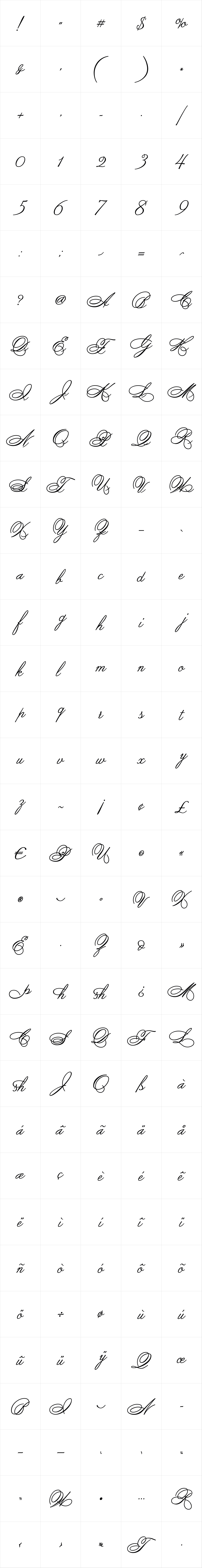 Spencerian By Product