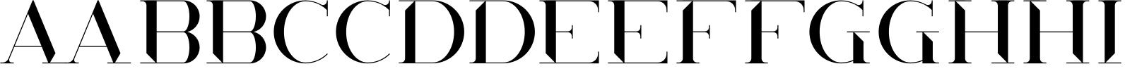 Kavo Styled Serif
