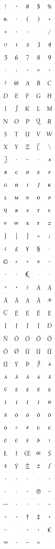 LTC Deepdene SC OSF Italic