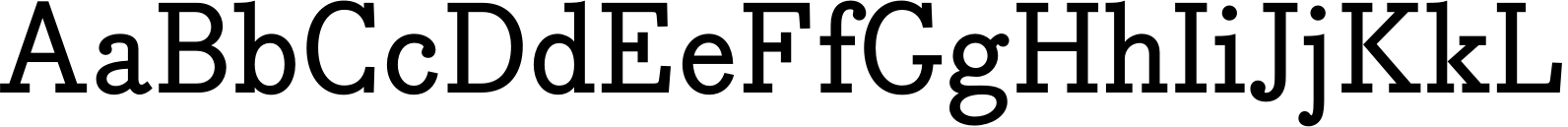 Bodoni Egyptian Pro Medium Font
