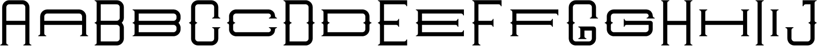 Monogram Forge 1