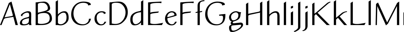 Atlantic Sans
