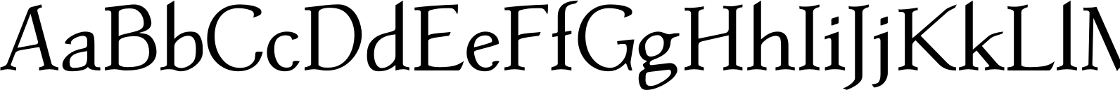 Atlantic Serif Semi Bold