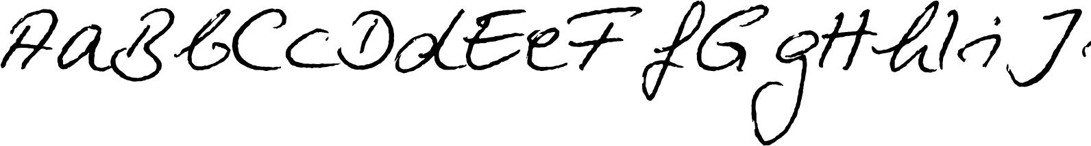 Hand Writing of Janina