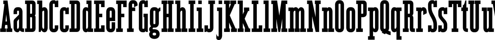Urban Serif