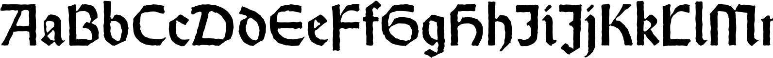 Weiss Rundgotisch