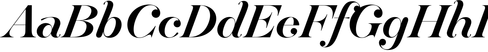 Hera Big Regular Italic