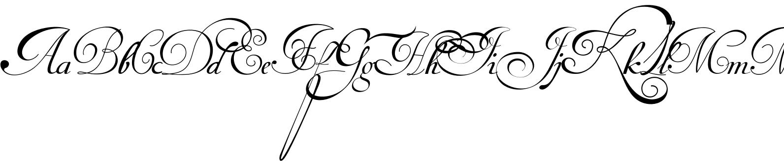 Van den Velde Script
