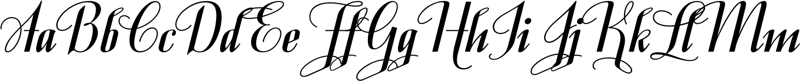 Jeeves Bold Font