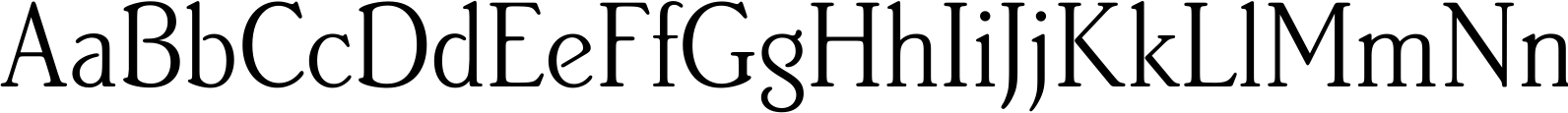 Brighton Light LET Font